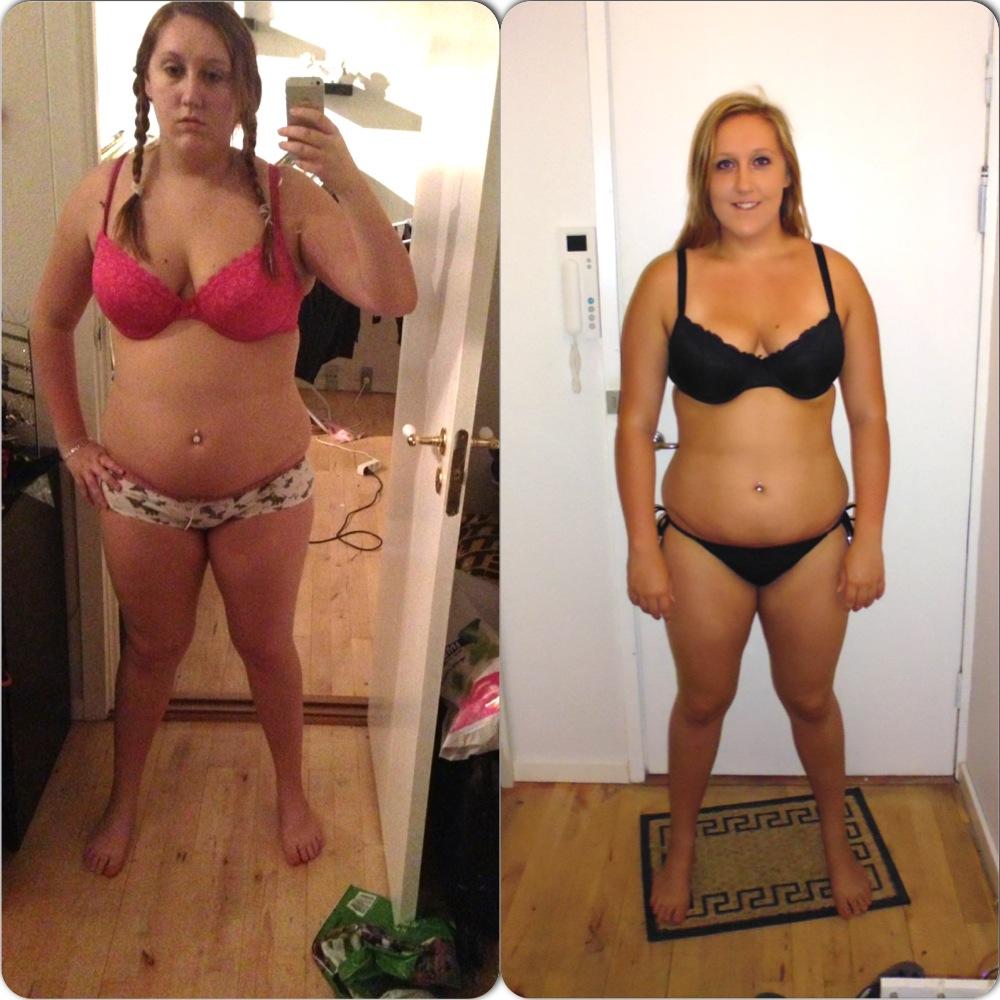 tab 15 kg på 3 måneder